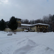 RTPI in the snow by Scott Kruitbosch