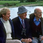 Robert Bateman, Roger Tory Peterson, Sir Peter Scott