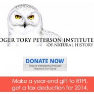 Year-end Gift to Roger Tory Peterson Institute
