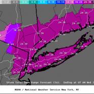 Blizzard Inbound?