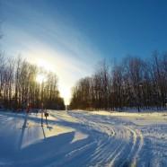 Snowmobiling in Chautauqua County