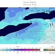 Current Snow Depth