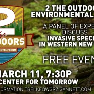 """2 The Outdoors"" Environmental Forum"