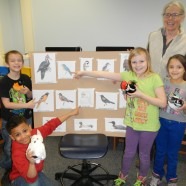 "Students Learn that Roger Tory Peterson is ""For the Birds"""