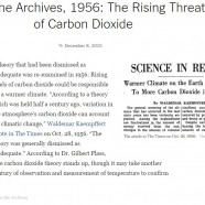 1956: The Rising Threat of Carbon Dioxide