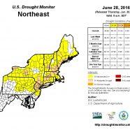 Drought Worsening