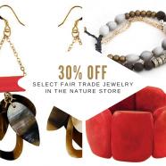 RTPI Nature Store Jewelry Sale