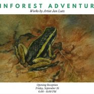 Rainforest Adventures – Opening Reception