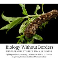 Biology Without Borders Tonight