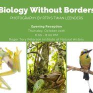 Biology Without Borders This Thursday