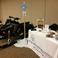RTPI at the Mayville Snowmobile Show