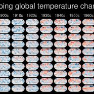 Mapping Global Temperature Changes