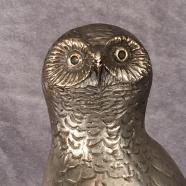 Artist Dale Weiler Creates Bronze Owl Sculpture to Benefit RTPI