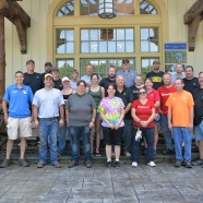 Volunteers Beautify RTPI