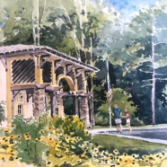 RTPI Offers New Watercolor Workshops